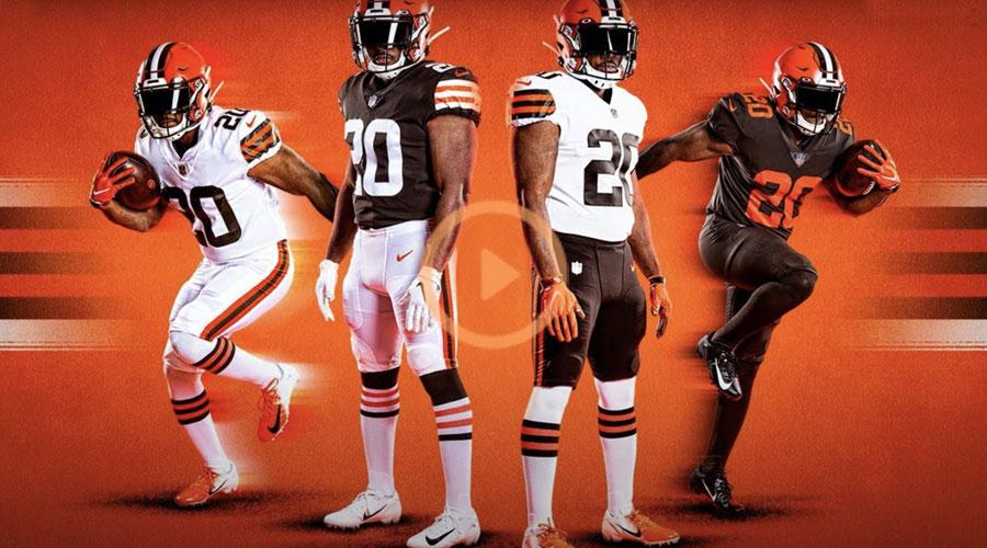 Cleveland-Browns-Uniforms